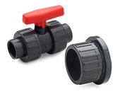 PVC Ball Valves IPS (Inches)