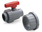 ABS BS Ball Valves (Inches)